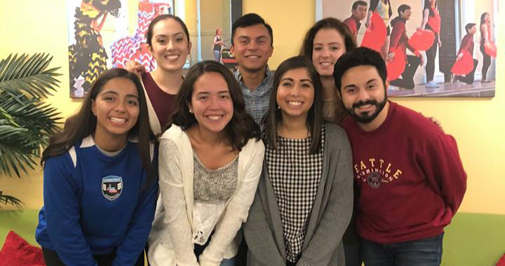 Latinx Leadership Executive team 2018-2019