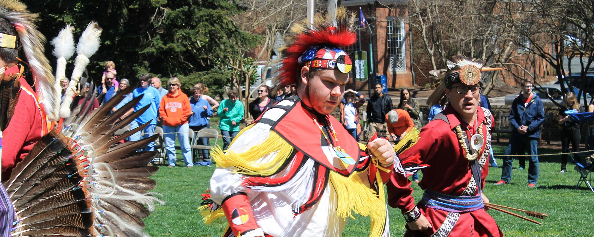 Native American Student Union Powwow